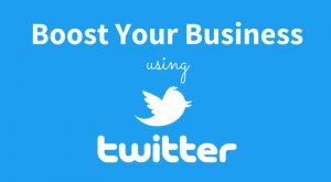Usar twitter para impulsar mi empresa