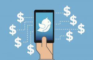 Twitter para vender