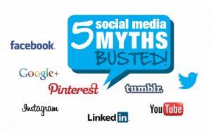 Mitos de las Redes Sociales