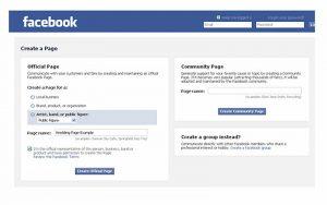 Cómo dirigir fans de Facebook a Sitio Web