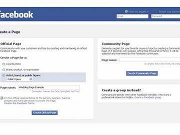 ¿Cómo dirigir los fans de Facebook a su sitio web?