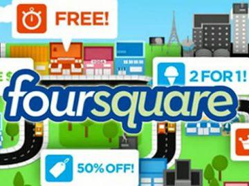 Una estrategia de mercadeo en Foursquare para su negocio