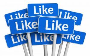 Tener mas likes en Facebook
