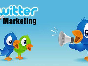 Usando Twitter para hacer Mercadeo