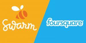 Preguntas sobre Foursquare y Swarm