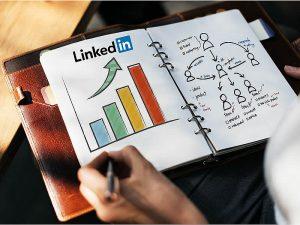 Una buena estrategia de marketing en linkedin, no es lo mismo que una...
