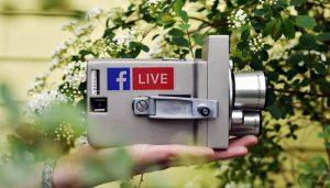 aumentar audiencia con facebook live