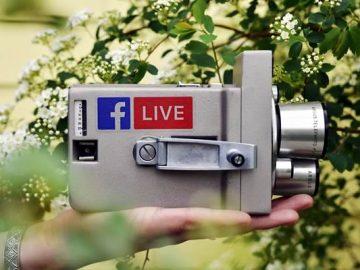 ¿Cómo aumentar su audiencia con Facebook Live?